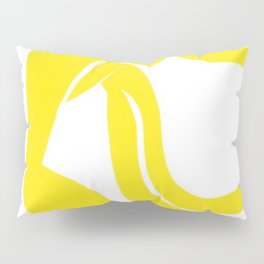 Henri Matisse, Jaune Freedom Nude  (Yellow Freedom Nude) lithograph modernism portrait painting Pillow Sham