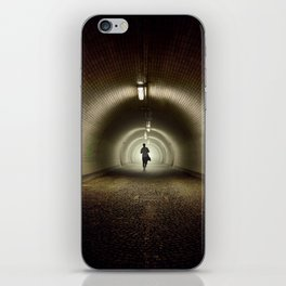 Endless Tunnel iPhone Skin