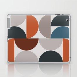 Mid Century Modern Geometric 25 Laptop & iPad Skin