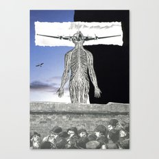 Transitory Canvas Print