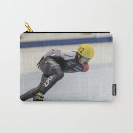 Charles Hamelin, Olympic Champion, Official Action Carry-All Pouch