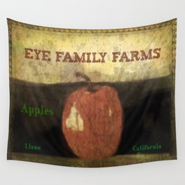Eye Family Farms  Wall Tapestry