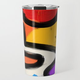 The flow Travel Mug
