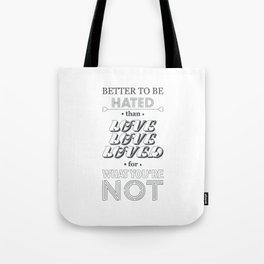 I Am Not A Robot ; Marina and the Diamonds (alternative II) Tote Bag