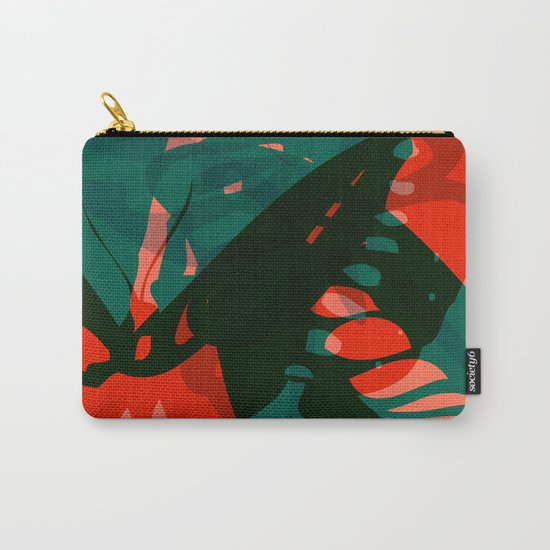 Abstract Butterflies 04 Carry-All Pouch