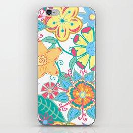 Spring Floral iPhone Skin