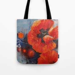 Poppies for K Tote Bag