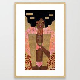 Klimt's Judith Framed Art Print