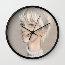 Lizzy Wall Clock