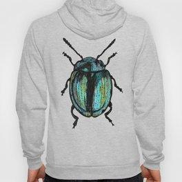 Blue Beetle Hoody