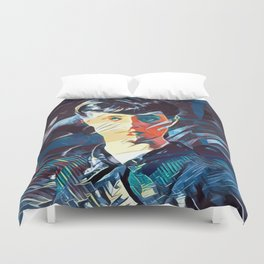 Did You Test Yourself Duvet Cover