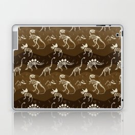 Fossil Dinosaur Pattern Laptop & iPad Skin