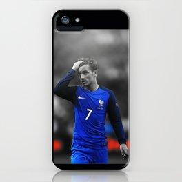 Antoine Footballer iPhone Case