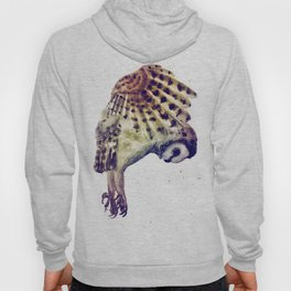 Flying Owl II Hoody