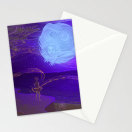 Merge with the Universe Stationery Cards