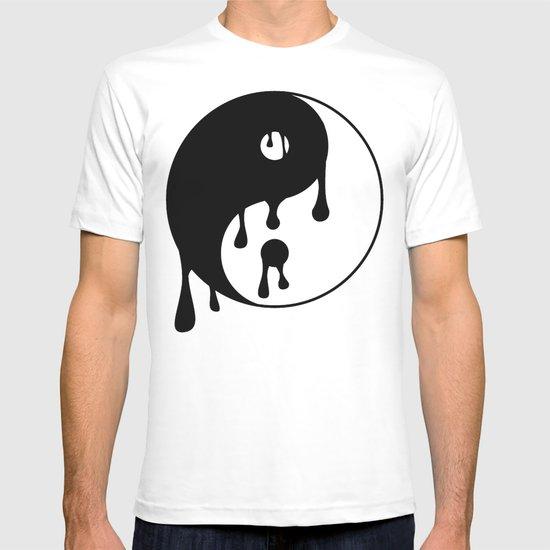 Melting Yin Yang T-shirt