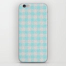 Fresh Air Buffalo Plaid iPhone Skin