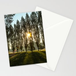 Penn State Sunrise Stationery Cards