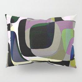 Mid Century Abstract 2 Pillow Sham
