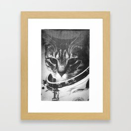Cosmicat Framed Art Print