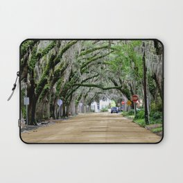The Fountain of Youth 450th Year Celebration Laptop Sleeve