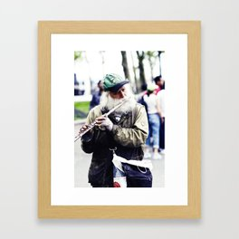 Just Another Day. Framed Art Print