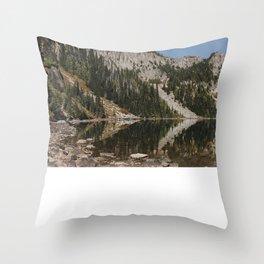 Eunice Lake II Throw Pillow