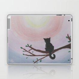 Watching a Hopeful Sunset Laptop & iPad Skin