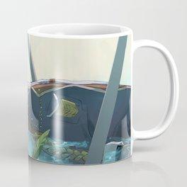 The dreamer (Levi, SnK) Coffee Mug