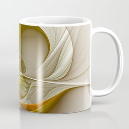 Abstract With Colors Of Precious Metals 2 Coffee Mug