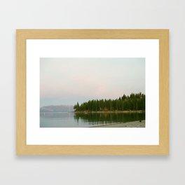 Camper's Paradise  Framed Art Print