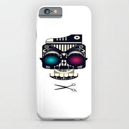 Skull Art iPhone Case