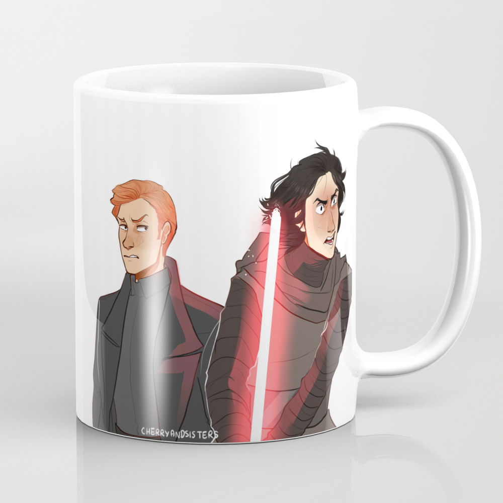The Dark Side Mug by Cherryandsisters MUG6264853