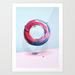 Atypical o Art Print