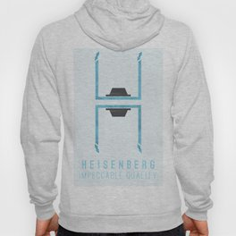 Breaking Bad: Heisenberg - Impeccable quality Hoody