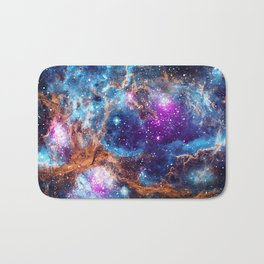 Lobster Nebula Bath Mat