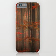 Enchanting Red Slim Case iPhone 6s