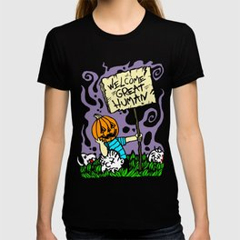 Great Pumpkin Massacre T-shirt