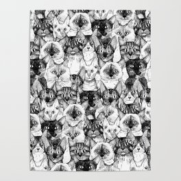just cats Poster