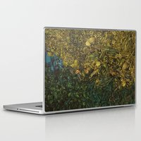 green arrow Laptop & iPad Skins featuring Green Arrow  by MelissaMoffatCollage