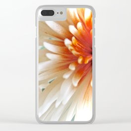 Bundle of Flowers Clear iPhone Case