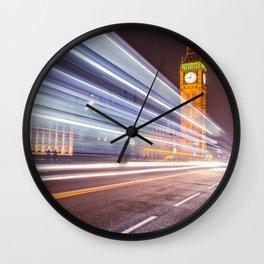 London 01 Wall Clock