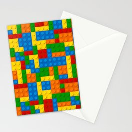 Master Builder Stationery Cards