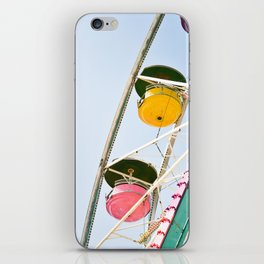 Carefree Summer of Love iPhone Skin