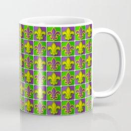 Mardi Gras  pattern Coffee Mug