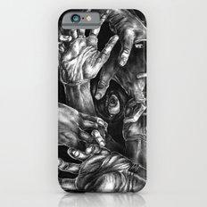 Getting Handsy (smothering, groping, hands) iPhone 6s Slim Case
