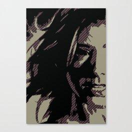 Dark Willow Canvas Print