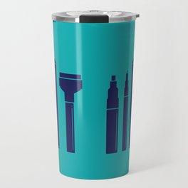 Art Supplies Travel Mug
