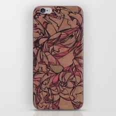 Autumn Dance iPhone & iPod Skin