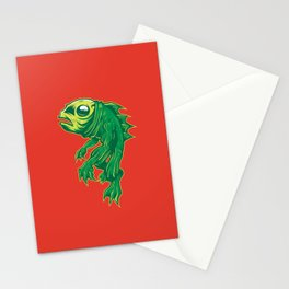 Creature From Some Lagoon Stationery Cards